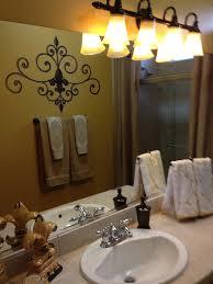 fleur de lis bathroom love trendy decor pinterest master
