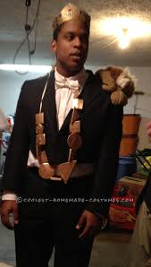 hilarious homemade halloween costume ideas cheap and funny akeem costume from coming to america costumes