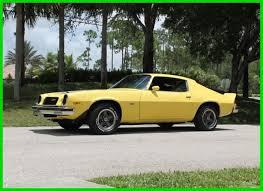 74 camaro z28 1974 chevrolet camaro z28 74 chevy z 28 restored stock yellow
