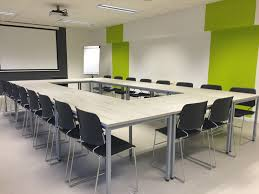 the small conference room huddle space and digital signage event