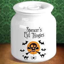 halloween cookie jars