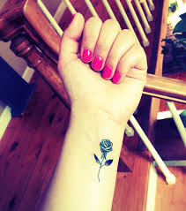 best 25 small rose wrist tattoo ideas on pinterest rose wrist