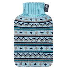 Kritiken Esszimmer Coburg Fashy Wärmflasche Mit Multicolour Strickbezug 2 0 Liter