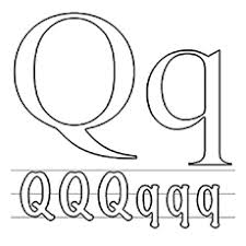 Top 10 Free Printable Letter Q Coloring Pages Online Coloring Pages Q