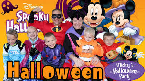 mickey u0027s halloween party at disneyland 2015 candy haul youtube