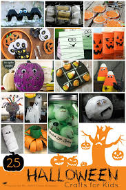 Quick And Easy Halloween Crafts For Toddlers by 25 Halloween Crafts For Kids Roundup Momdoesreviews