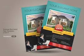 20 real estate brochure and flyer templates