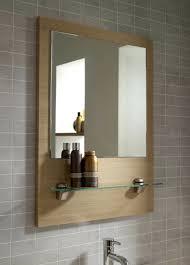 majestic design ideas bathroom mirror shelf elements with dunelm