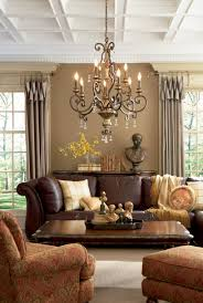 Chandelier For Living Room Quoizel Marquette Chandelier In A Living Room Quoizel Lighting