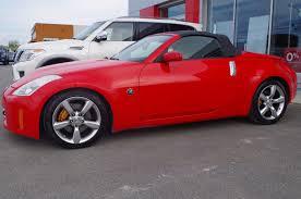 nissan 350z a vendre 2008 nissan 350z touring décapotable à vendre norauto nissan à amos