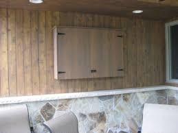Build Outdoor Tv Cabinet Outdoor Tv Cabinet Outdoor Ideas Pinterest Outdoor Tv