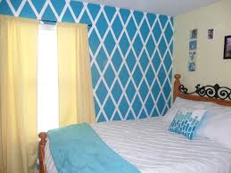 Home Interior Wall Painting Ideas Wall Painted Designs Paint Wall Designs Home Interior Design Ideas