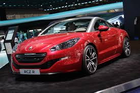 peugeot red peugeot rcz photos photogallery with 59 pics carsbase com