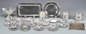 silver items lot 885 assortment sterling silver items 21 total