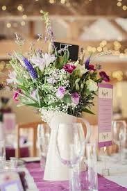 Wedding Flowers Table Decorations Best 25 Wild Flower Bouquets Ideas On Pinterest Wildflowers