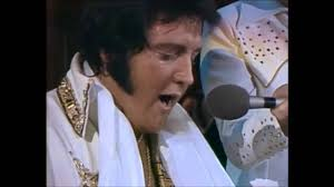 elvis presley unchained melody with never seen before intro and in