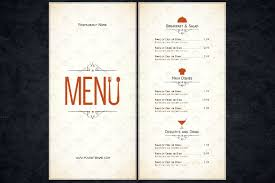 menu templates restaurant menu template 48 free psd ai vector eps