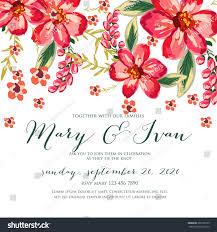 Bridal Invitation Cards Bridal Shower Invitation Card Stock Vector 380160733 Shutterstock