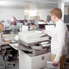 imprimante bureau sharp solutions documentaires impression bureautique