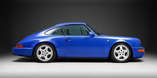 blue porsche 911 this ultra rare carrera rs is worth as much as a brand new 911 turbo s