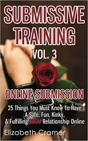 training vol 3 online submission 25 things you must