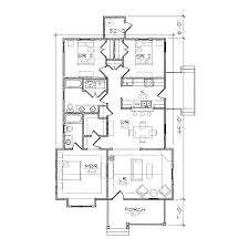dawson ii cottage floor plan tightlines designs