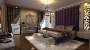 Purple Bedroom Decor by Bedroom Ideas Luxury