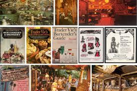 remembering trader vic u0027s new york u0027s favorite tiki bar eater ny