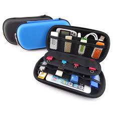 travel organizer images Electronic gadgets travel organizer storage bag for usb data cable jpg
