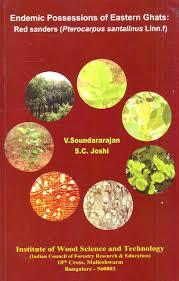 eastern ghats endemic possessions of eastern ghats red sanders pterocarpus