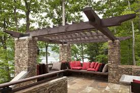 pergola design fabulous pergola construction cost best timber