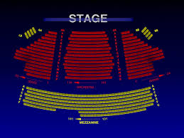 american airlines theatre broadway seating chart history