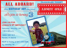 Mcdonalds Invitation Card Thomas Birthday Invitations U2013 Gangcraft Net