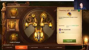 crusaders of light best class crusaders of light paladin path class paladin of dawn youtube