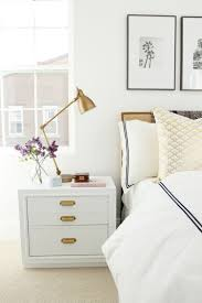How High Should A Bedside Table Be 50 Modern Nightstands For A Luxury Bedroom