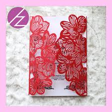 marriage invitation card design 50pcs lot shimmer paper folded wedding invitation cards creative