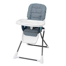 Evenflo High Chair Cover Replacement Pattern by Amazon Com Evenflo Compact Fold High Chair Monaco Baby