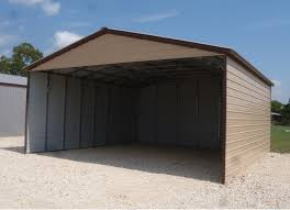 Carports And Garages Metal Triple Wide Shelter Carolina Carports Enterprise Center