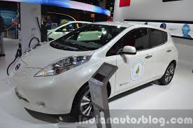 nissan leaf gen 2 nissan india open to locally assembling next gen nissan leaf