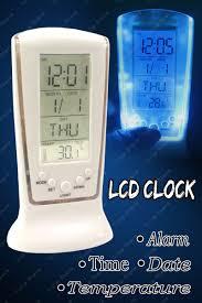buy digital lcd alarm table desk car clock timer stopwatch online