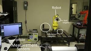 robot calibration optical cmm robodk documentation