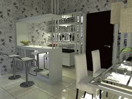 Wallpaper Ideas For Dining Room Dining Room Brilliant Dining Room Wallpaper Bar Decor Dining Room