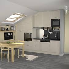 cuisine bouleau cuisine cottage porte tiroir pour bas larg cm bois secs de con fa