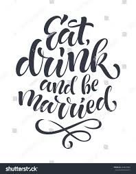 eat drink and be married invitations eat drink and be married invitation template yourweek 6bd722eca25e