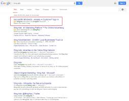 Bing Ads Wikipedia The Free Encyclopedia   bing ads phishing scam hi jacks google search using google adwords