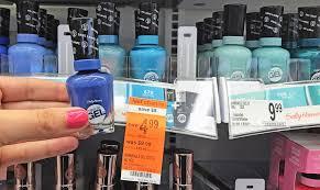 sally hansen miracle gel nail polish as low as 0 49 at walgreens