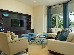 Living Room No Rugs Art Above Fireplace No Mantel Medium Wood Flooring Artwork Screen