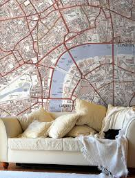 Classic Maps Map Wallpaper Custom Ordnance Survey Street Map Classic From