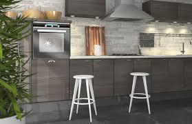 cuisine vial menuiserie photo cuisine grise et bois 1 d233cor bois aulne gris vial