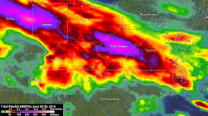 Rainfall Totals Map Nasa Examines Peru U0027s Deadly Rainfall Nasa
